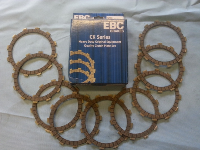 ebc clutch friction plate set