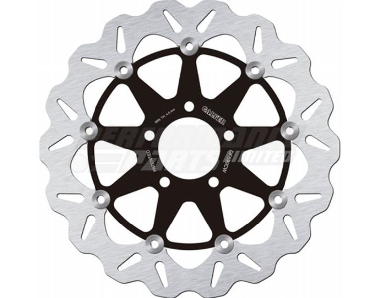 front galfer disc