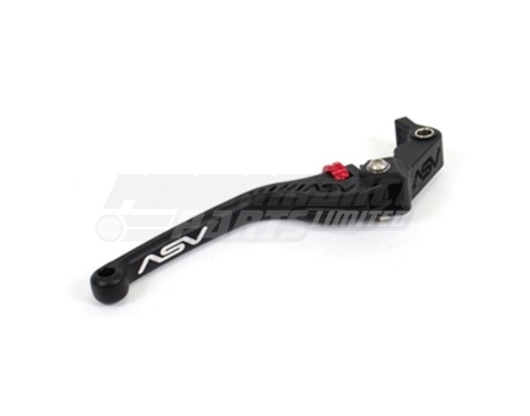 ASV Brake Lever C5 regular Black