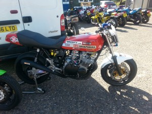 gs1000out to 1146cc,quick bike this!